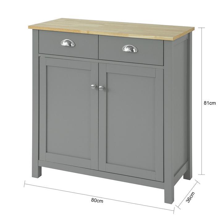 Ihr 24h-Gartenmöbel-Shop |Sideboard | Küchenschrank mit ...