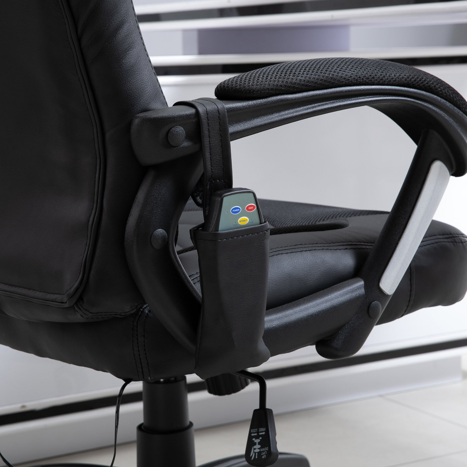 Ihr 24h Gartenmobel Shop Burostuhl Ergonomisch Massagesessel Gaming Stuhl Schwarz